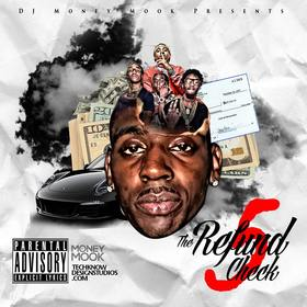 Refund Check 5 DJ Money Mook front cover