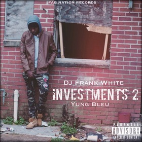 Investments 2 Yung Bleu front cover