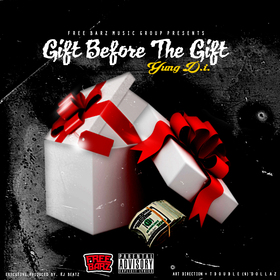 Gift Before The Gift Yung D.i. front cover