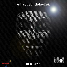 #HappyBirthdayRek Reko front cover