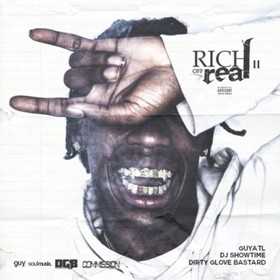 Rich Off Real 2 GuyATL front cover
