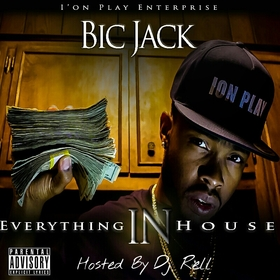 Everything In House Bic Jack front cover