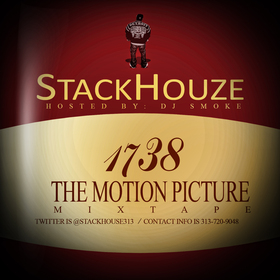 1738 (The Motion Picture) Stack Houze front cover