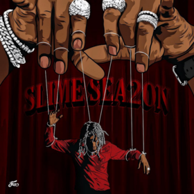 Slime Season 2 Young Thug front cover