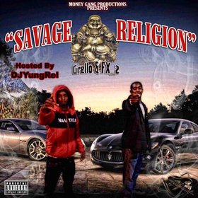 Savage Religion Snow front cover
