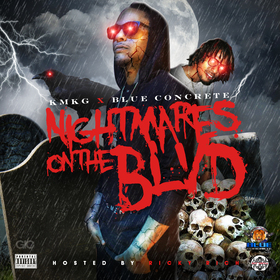 Nightmares On The BLVD RICKYhoodrich front cover