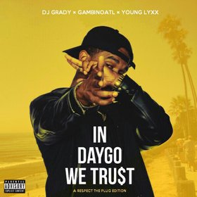 In Daygo We Trust Young Lyxx front cover