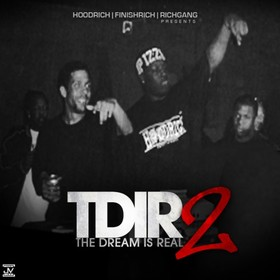 The Dream Is Real 2 DJ Swamp Izzo front cover