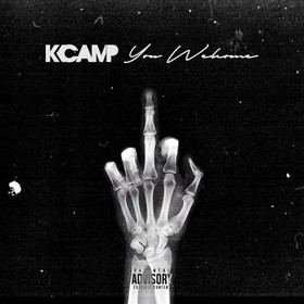 You Welcome K Camp front cover