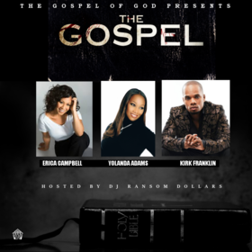 The Gospel Of God DJ Ransom Dollars front cover