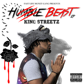 Humble Beast EP King Streetz front cover