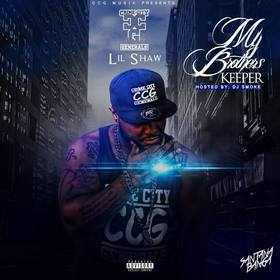 My Brothers Keeper Lil Shaw front cover