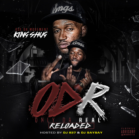 Only Da Real (Reloaded) King Shug front cover