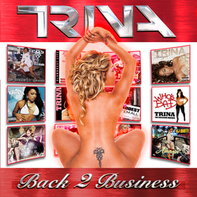 Back 2 Business Trina front cover