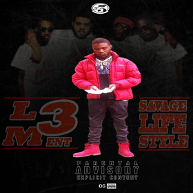 SavageLifeStyle {EP} LM3 ENT front cover