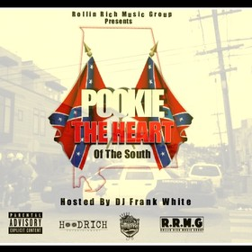 The Heart Of The South Pookie front cover