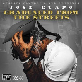 Graduated From The Streets Jose Guapo front cover