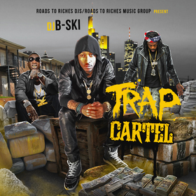 Trap Cartel DJ B-Ski front cover