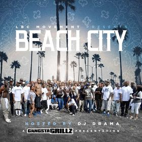 Beach City DJ Drama front cover
