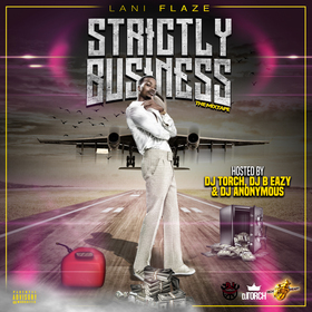 Strictly Business Lani Flaze front cover