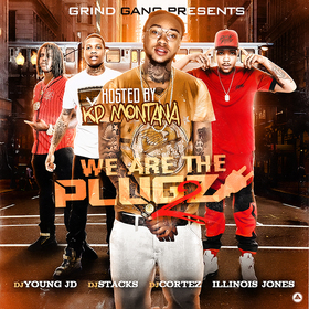 We Are The Plugz 2 DJ Young JD front cover