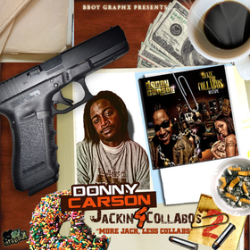 Jackin' for Collabos 2 Donny Carson front cover