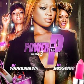 Power Of Da P 3 DJ Young Shawn front cover