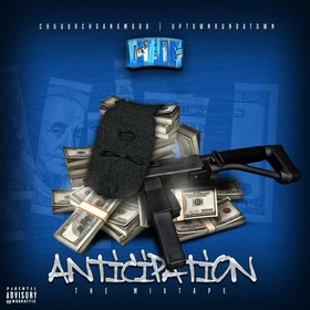 Anticipation The Mixtape Lil Tay front cover