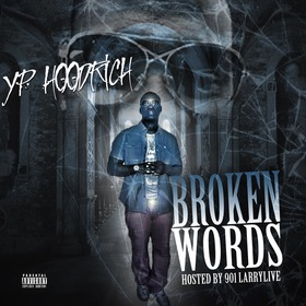 Broken Words YP HoodRich front cover