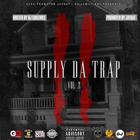 Supply Da Trap Vol. 2 CHILL iGRIND WILL front cover