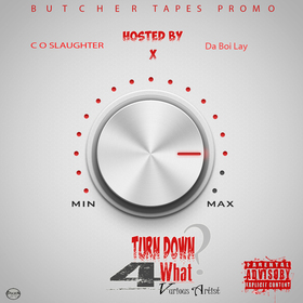 Turn Down 4 What Co Slaughter front cover