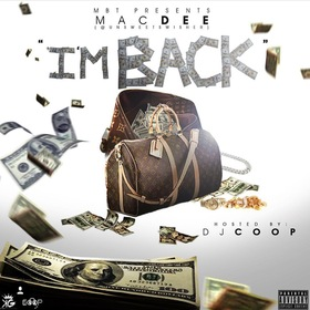 I'm Back Mac Dee MBT front cover