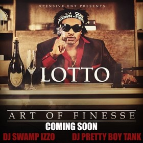 Art Of Finesse Lotto front cover