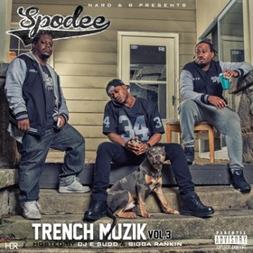 Trench Muzik 3 Spodee front cover