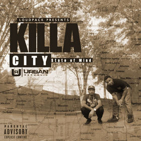 Killa City State Of Mind Urban Republic front cover