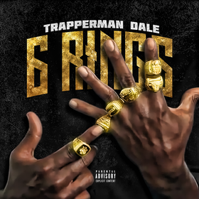 6 Rings Trapperman Dale front cover