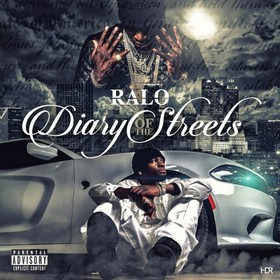 Diary Of The Streets Ralo front cover