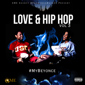 Love & Hip Hop #MyBeyonce Vol. 3 MTMS Promos front cover