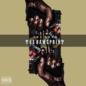 TaeDawg: The DawgPrintEP RudyCash_OTD front cover