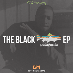 The Black Patagonia EP OK Monty front cover