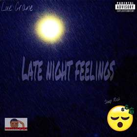 Late Night Feelings Lue Crane front cover