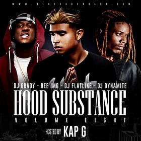 Hood Substance 8 Bee IMG front cover