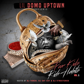 Poor Kids Rich Habits Lil Domo front cover