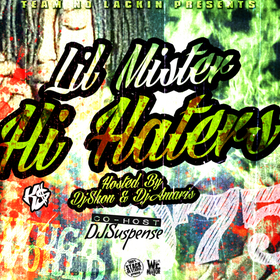 Hi Haters Lil Mister front cover