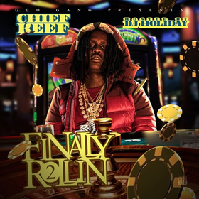 Finally Rollin' 2 Chief Keef front cover