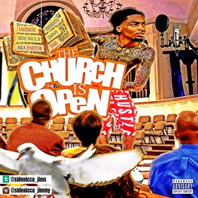 The Church Is Open Side Nicca Jimmy front cover