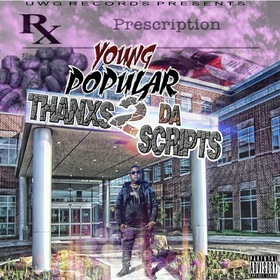 Thanx 2 Da Scripts Young Popular front cover