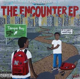 The Encounter EP Jamal Wade front cover