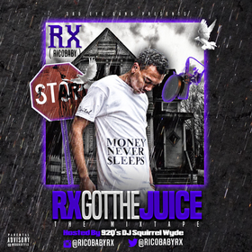 RxGotTheJuice ry front cover