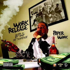 Paper Work - Work Release DJ ASAP front cover